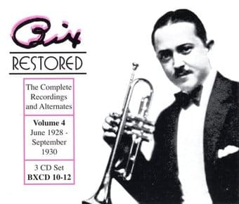 Bix Restored, Volume 4 (3-CD Box Set)