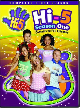 Hi-5 - Season 1 Box Set (3-DVD)