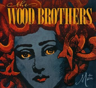 The Wood Brothers The Muse Cd 2013 Southern Ground