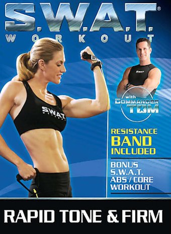 S.W.A.T. Workout - Rapid Tone (Resistance Band