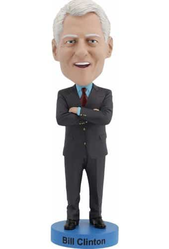 Bill Clinton - Bobble Head