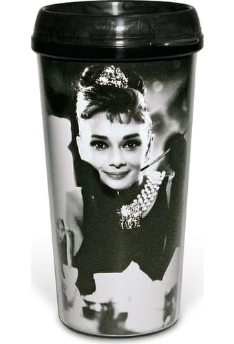 Audrey Hepburn - Breakfast At Tiffany's - 16 oz.