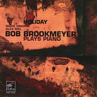 Holiday: Bob Brookmeyer Plays Piano