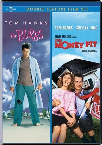 The 'Burbs / The Money Pit - Double Feature