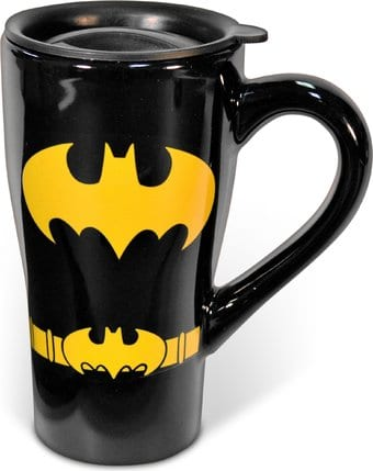 DC Comics - Batman - Uniform - 18 oz. Black