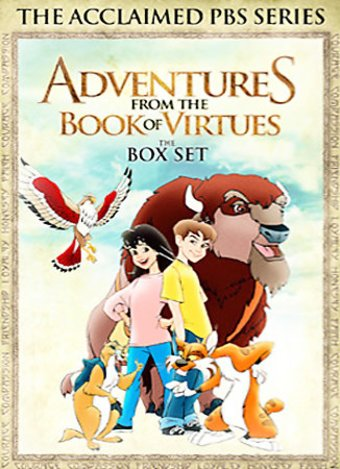 Adventures from the Book of Virtues - Box Set