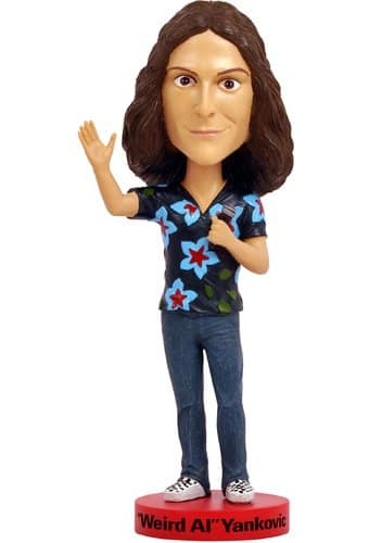 Weird Al Yankovic Bobble Head