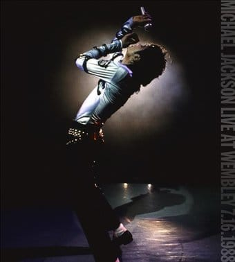 Michael Jackson - Live at Wembley 7.16.1988