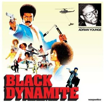 Black Dynamite [Original Motion Picture