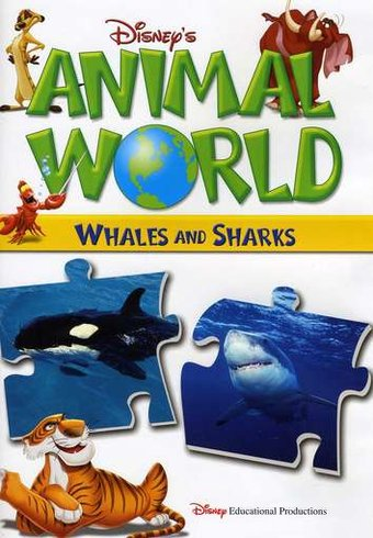 Disney's Animal World: Whales and Sharks