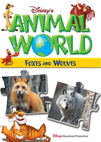 Disney's Animal World: Foxes and Wolves
