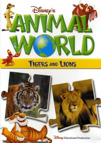 Disney's Animal World: Tigers and Lions