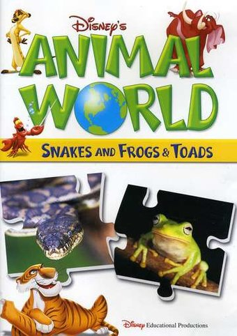 Snakes and Frogs & Toads