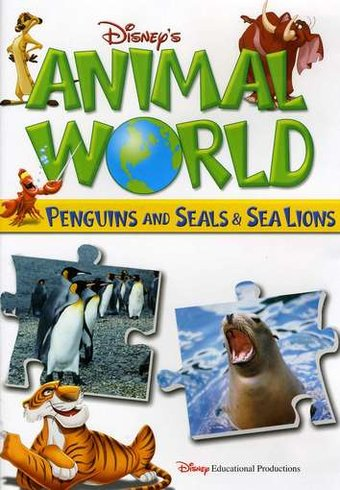 Penguins and Seals & Sea Lions