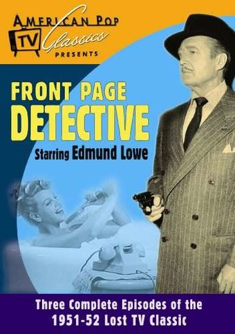 Front Page Detective (3 Episodes)