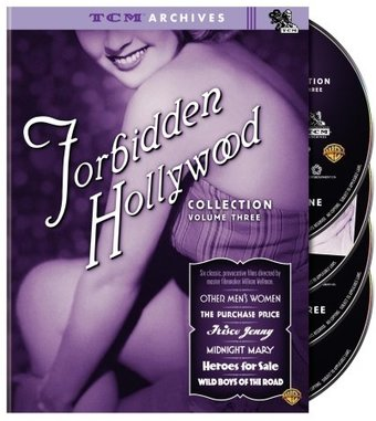 Forbidden Hollywood Collection, Volume 3 (Heroes