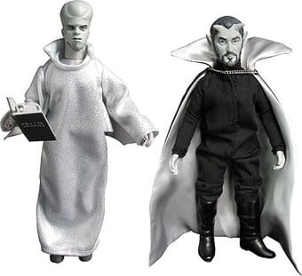 "Twilight Zone - Kanamit 8"" Action Figure"
