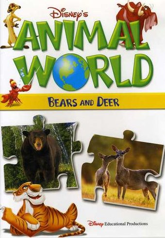 Disney's Animal World: Bears and Deer