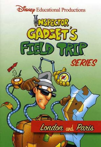 Inspector Gadget's Field Trip Series: London &