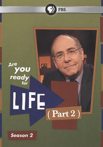 Are You Ready for Life (Part 2) - Season 2 (3-DVD)