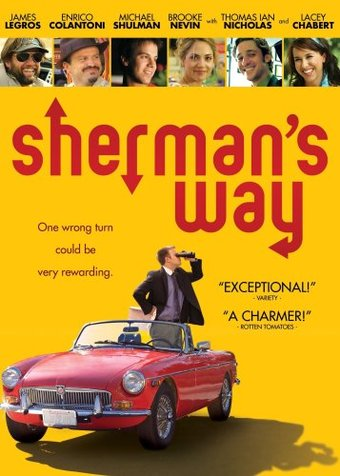 Sherman's Way (Widescreen)