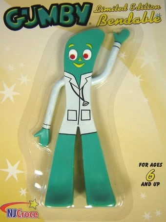 Gumby - Bendable Doctor