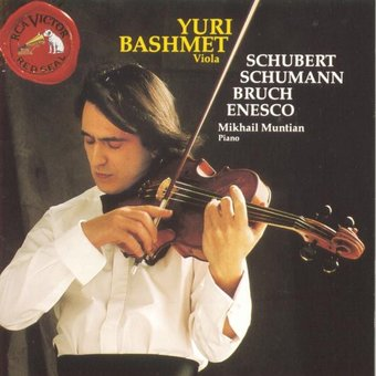 Plays Schubert / Schuman / Bruch / &