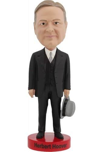 Herbert Hoover - Bobble Head