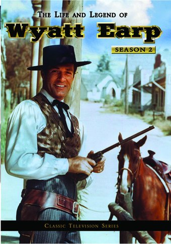 The Life and Legend of Wyatt Earp - Season 2