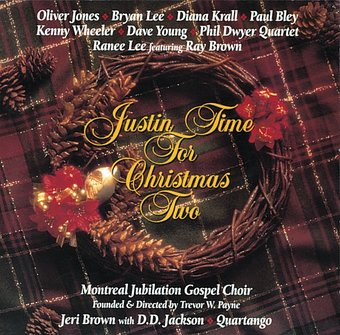 Justin Time for Christmas, Volume 2