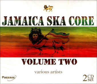 Jamaica Ska Core, Volume 2 (2-CD) [German Import]