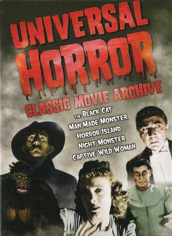 Universal Horror: Classic Movie Archive (The
