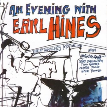An Evening with Earl Hines (Live) (2-CD)