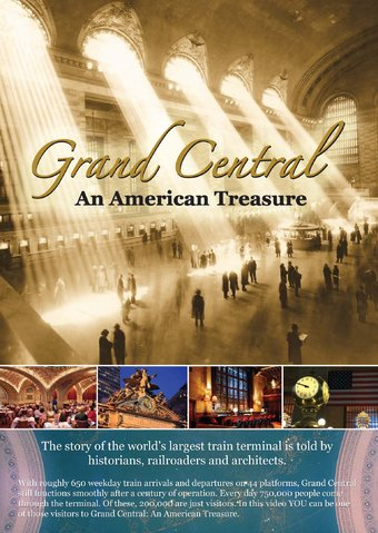 Grand Central: An American Treasure