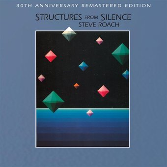Steve Roach Structures From Silence Cd 2001 Projekt