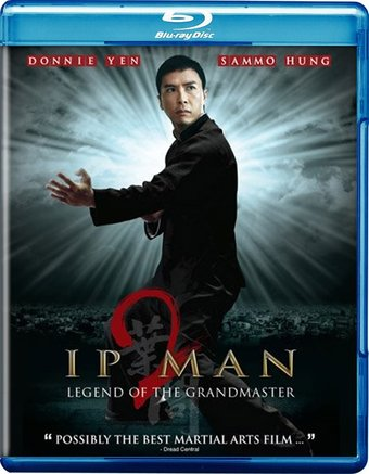 Ip Man 2: Legend of the Grandmaster (Blu-ray)