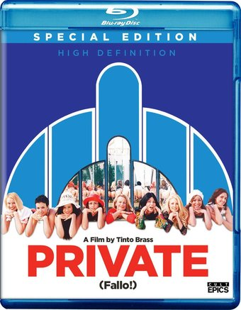Private (Special Edition) (Blu-ray)