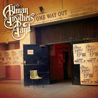 One Way Out: Live at the Beacon Theatre (2-CD)