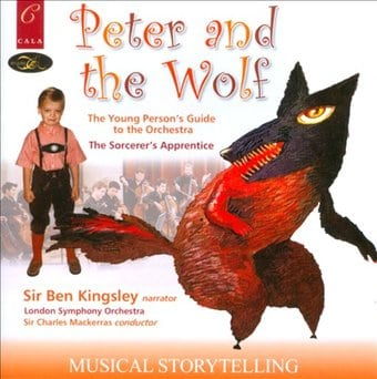 Peter and the Wolf, Young Person's Guide to the