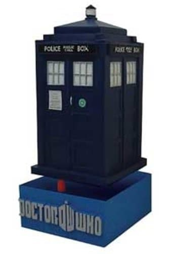 Doctor Who - TARDIS Bobble Head with Sound