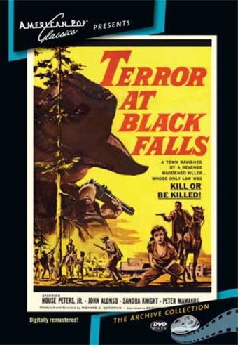 Terror at Black Falls [Import]