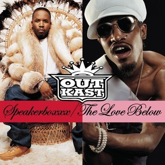 Speakerboxxx / The Love Below [Clean] (2-CD)