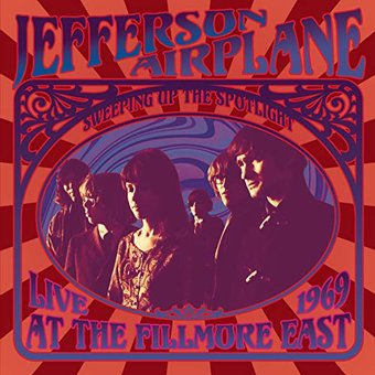 Sweeping Up The Spotlight: Live At The Fillmore