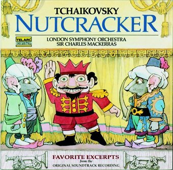 Tchaikovsky: Nutcracker (Excerpts)