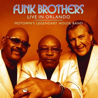 Motown's Original House Band: Live in Orlando