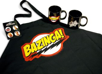 Big Bang Theory Gift Set 3