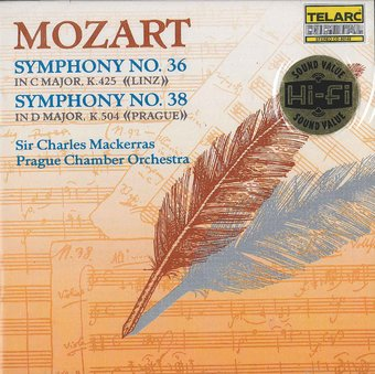 "Mozart: Symphony No. 36 in C Major ""Linz"" &"