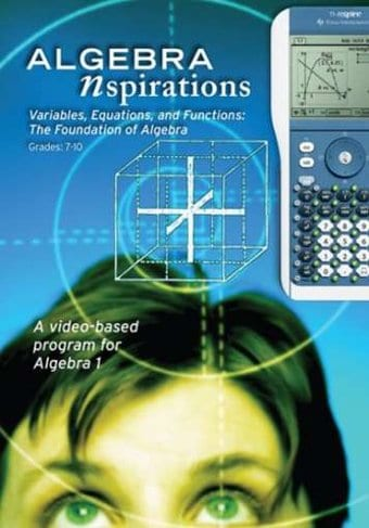 Algebra Nspirations: Variables, Equations, and