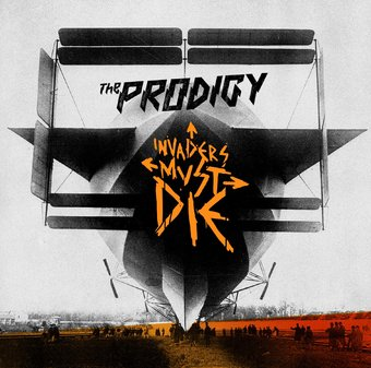 Invaders Must Die [Deluxe Edition] (CD + DVD)