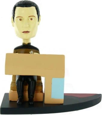 The Next Generation: Data Deluxe Bobble Head